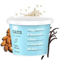 Vanilla Almond Oats