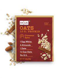Cinnamon Spice Oats