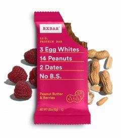 Peanut Butter & Berries