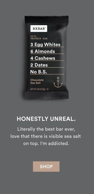 Chocolate Sea Salt is Honestly Unreal