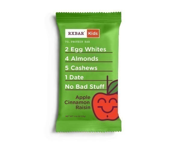 Rxbar - Ingredients