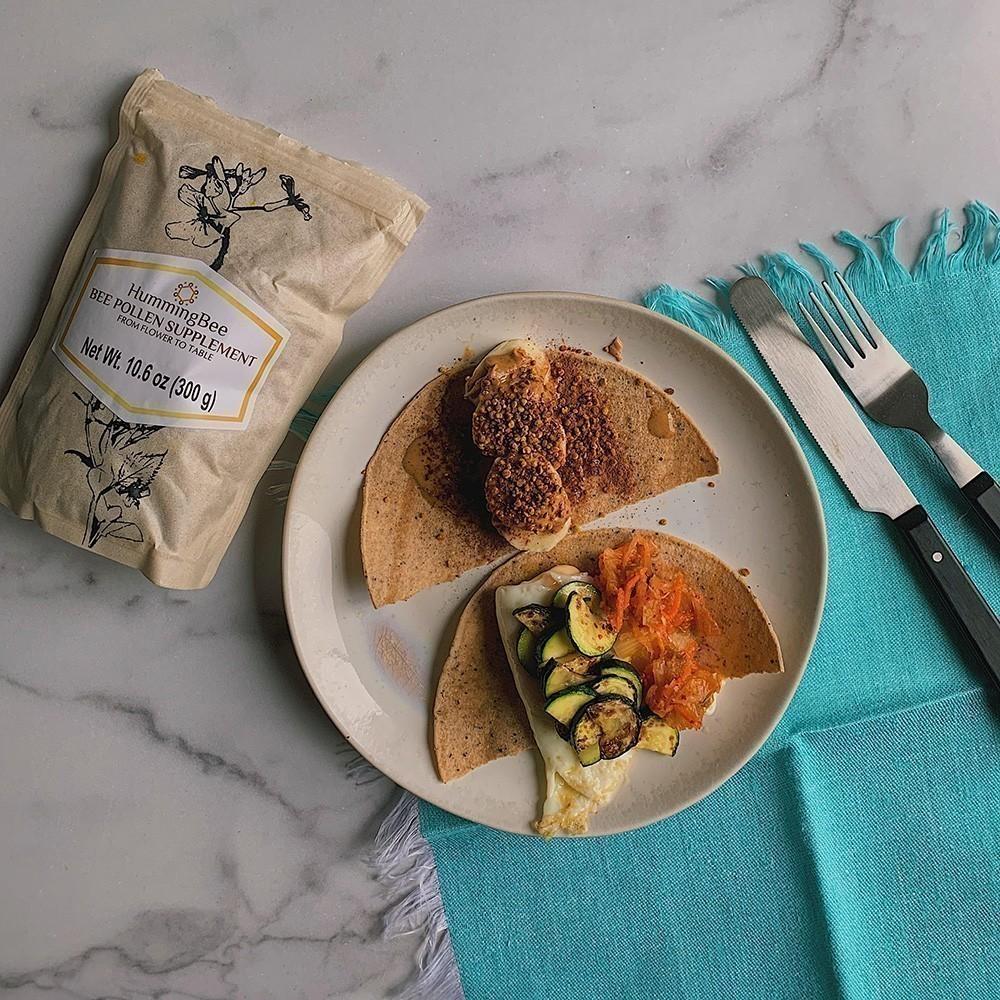 Sweet & Savory Tacos