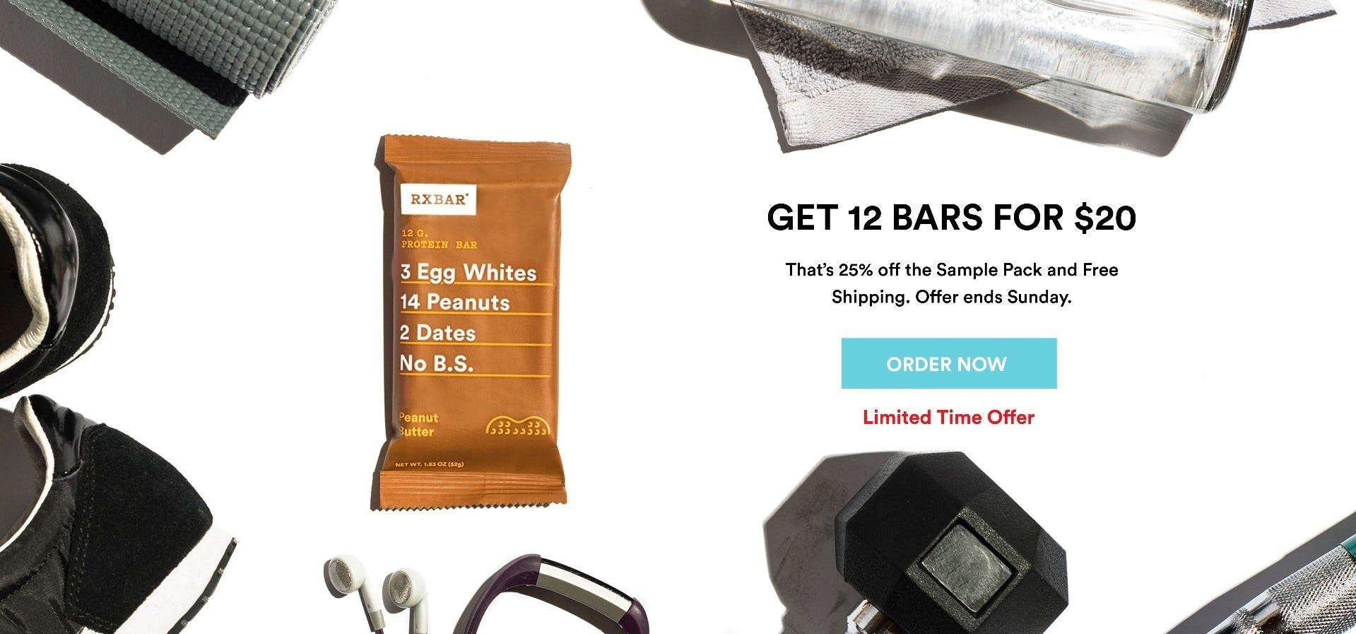Get 12 Bars for $20