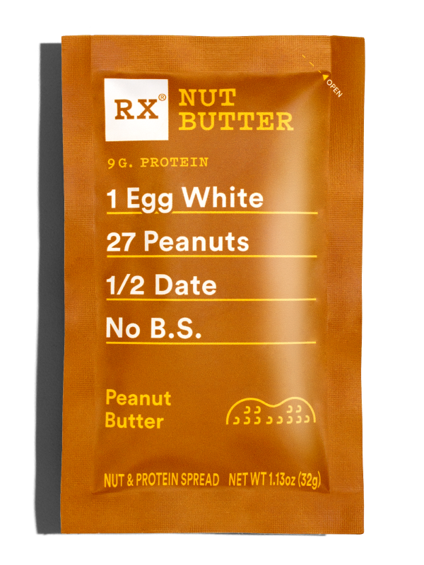 RX Nut Butter Peanut Butter