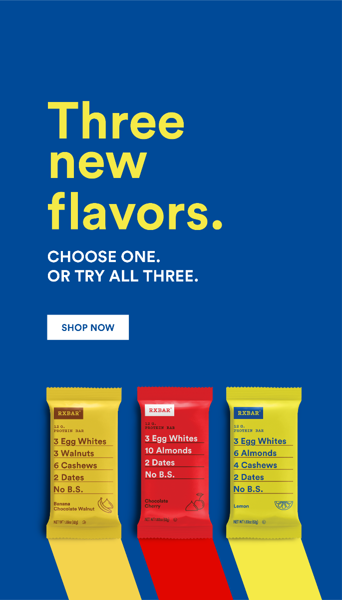 Try our New Flavors