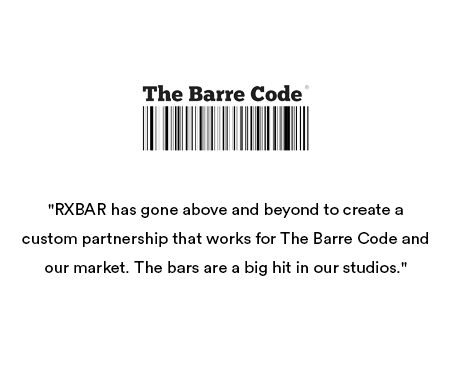 Quote from The Barre Code